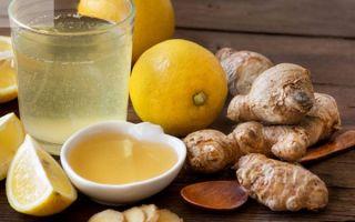 Как правильно готовить имбирь с лимоном и медом, рецепты для иммунитета