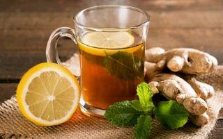 Можно или нет на ночь пить имбирный чай ?