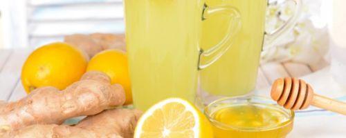 Рецепт и правильное употребление лимонада с лимоном и имбирем для похудения