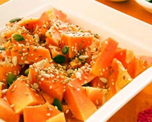 Необычные рецепты тыквы с имбирем