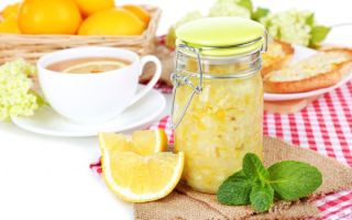 Как сделать вкусный джем из имбиря и лимона – пошаговые рецепты