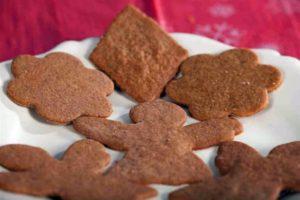 формы шведского имбирного печенья