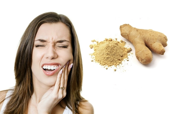 зубная боль и имбирь