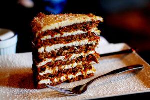 торт из имбиря