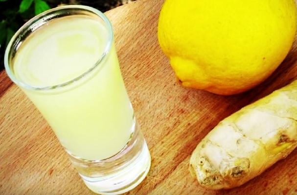настойка с имбирем и лимоном