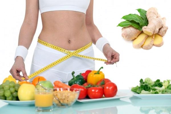 имбирная диета