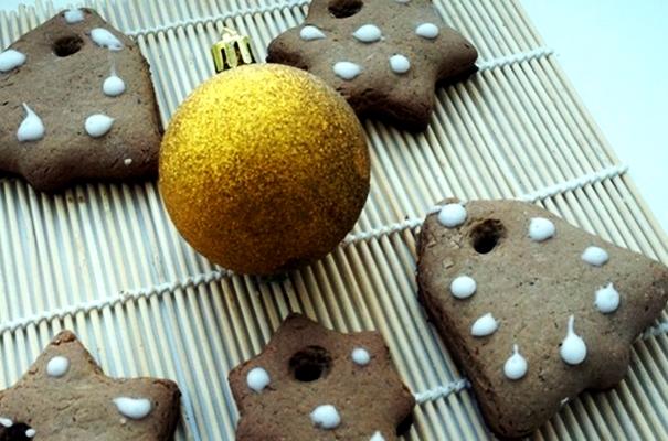 имбирное печенье в форме игрушек