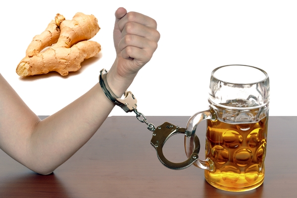 имбирь и алкоголизм