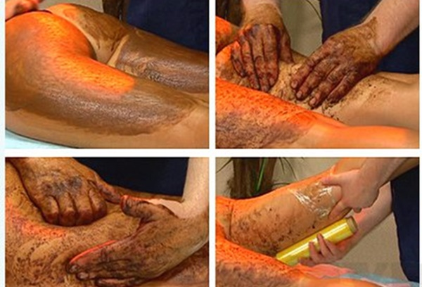 обертывание тела медом и имбирем