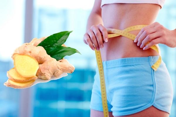 похудение и имбирь
