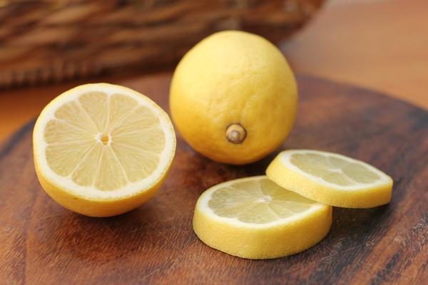 порезанный лимон