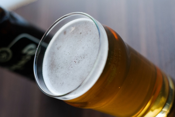 внешний вид имбирного пива