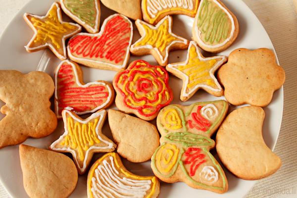 имбирное печень разной формы