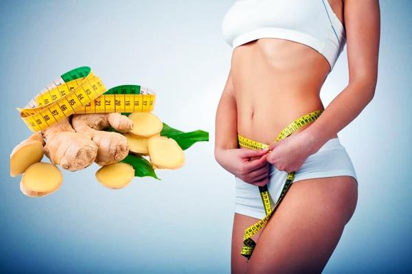 корень имбиря для похудения