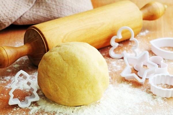 готовое тесто для имбирного печенья