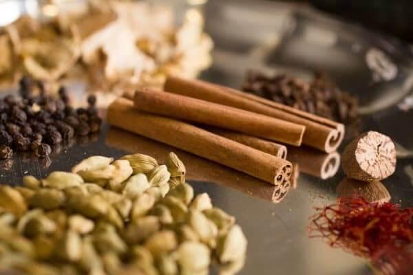 пряности для украшения печенья