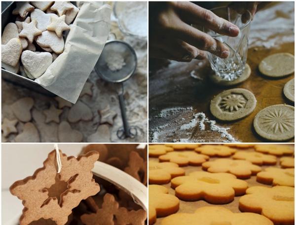 пошаговое приготовление имбирного печенья