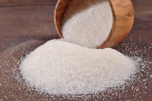 сахарный песок в банке