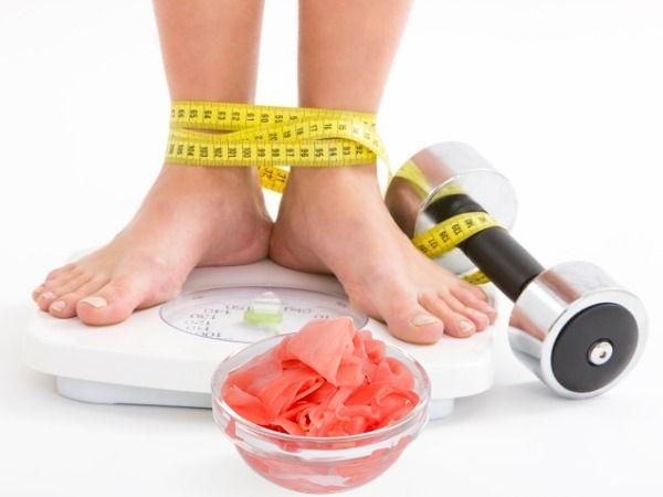 маринованный имбирь для похудения